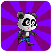 Panda Run 🐼 Pop & Jump World