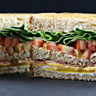 Easy Egg Club Sandwich