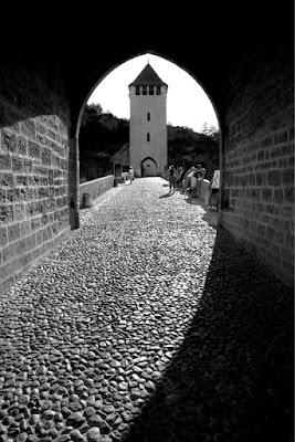 Sul ponte di Cahors di ETTORE STABILINI