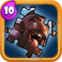 Picture Puzzle Game - Royal Puzzle icon