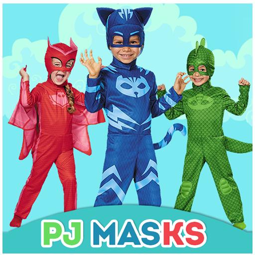 pj catboy masks : photo editor ( sticker's )