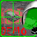 3D AC130 City Defender Demo icon