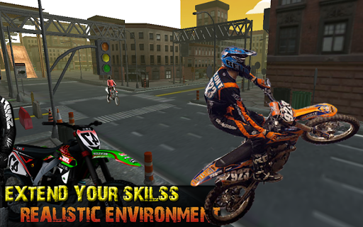 Real Bike Stunts Trial Bike Racing 3D game apkmr screenshots 4