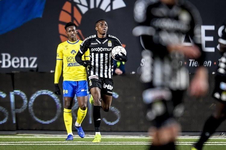 Le Sporting Charleroi peut à nouveau compter sur ses cadres offensifs