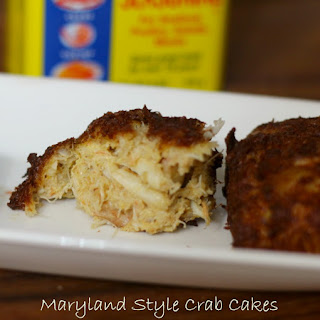 Maryland Style Crab Cakes – The Best You'll Ever Eat