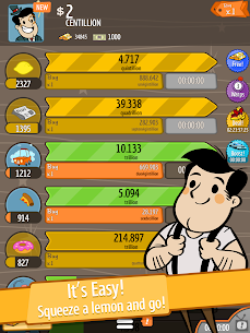 Adventure Capitalist 6.3.5 Apk Mod (Unlimited Gold) Latest Version Download 8