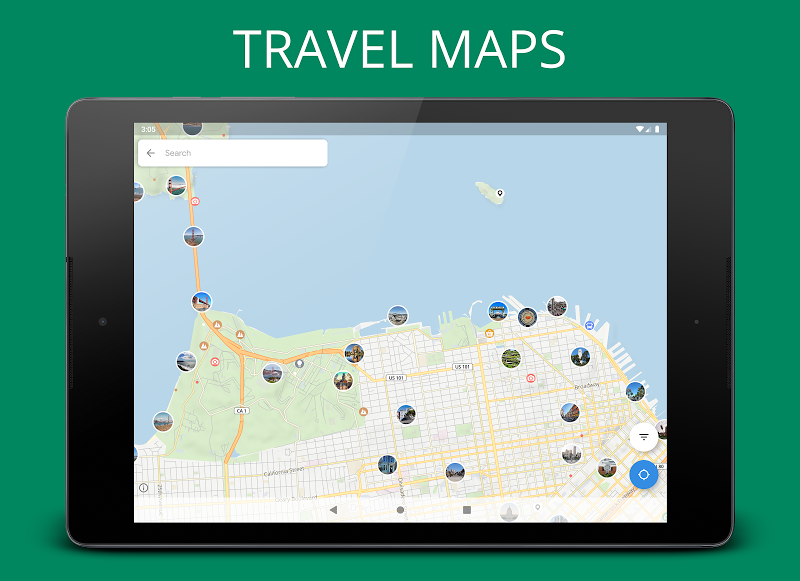 Sygic Travel Maps Offline & Trip Planner Screenshot 6