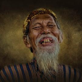 Happy by Indrawan Ekomurtomo - People Portraits of Men (  )