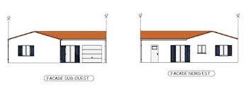 Terrain à bâtir 278 m2