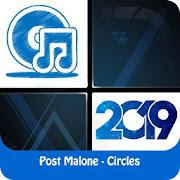 Post Malone - Circles - Amazing Piano APK