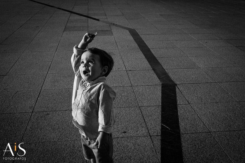 Fotografía infantil, reportaje urbano