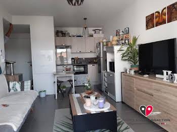 Appartement 2 pièces 34,08 m2