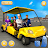 New York Smart Taxi Driving : Taxi Games 2019 Icône