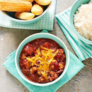 Twenty-Minute Chili Recipe