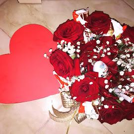 My valentine ❤️ by Estela Topuzi - Novices Only Flowers & Plants