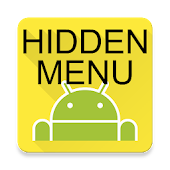AOSP / CM Hidden Menu