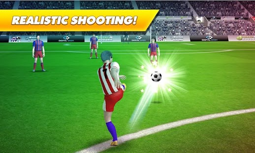 Eleven Soccer: Free Kick Football - Winning Shoot - náhled