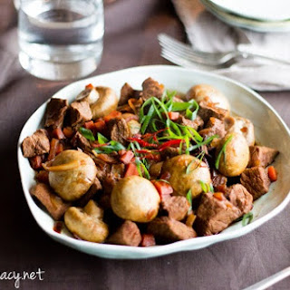 Slow Cooker Asian Style Beef