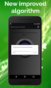 Device Speed Up for Android- screenshot thumbnail