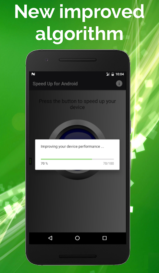 Device Speed Up for Android- screenshot