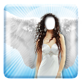 Angel Wings Photo Montage