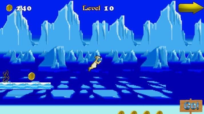 Sid's Ice Adventure Run - screenshot