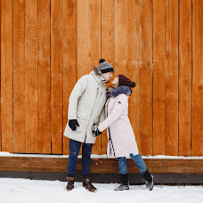 Wedding photographer Aleksandr Sasin (assasin). Photo of 22.01.2018