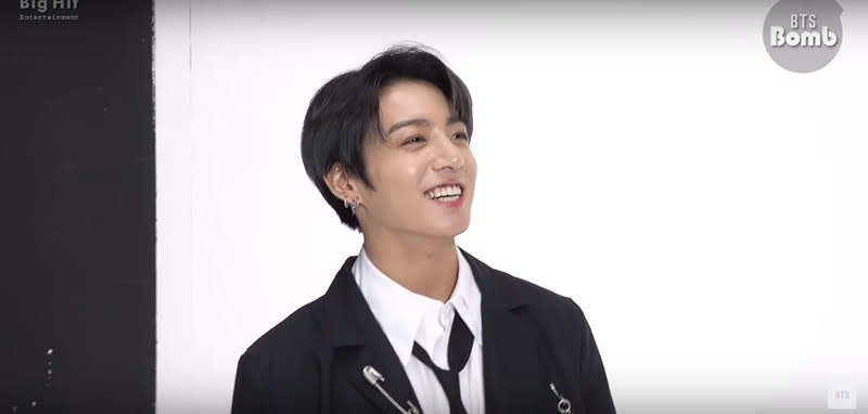 Bts Jungkook's Bunny Smile