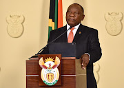 President Cyril Ramaphosa announces a nationwide lockdown from midnight on Thursday.