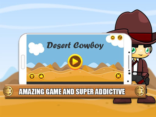 Desert Cowboy Run