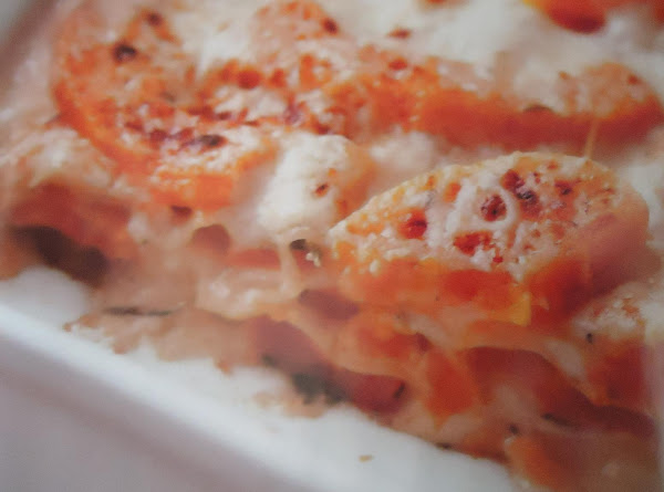 My Awesome Make Ahead Butternut Squash Lasagna Recipe
