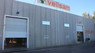 Sede de Vellsam en Tabernas.
