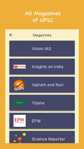 UPSC IAS All in One - Study for 2018 Prelims Mains 2.5 screenshots 6
