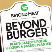 Beyond Vegan Burger