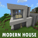 Modern House in MCPE icon