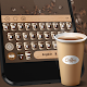 Hot Black Coffee Drink 3D Keyboard Theme for PC-Windows 7,8,10 and Mac