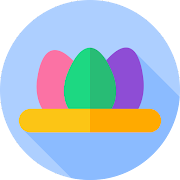 Mini Egg Latte