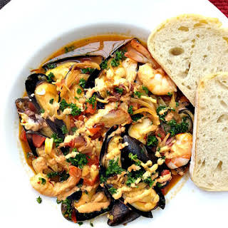 Marseille Mussels.