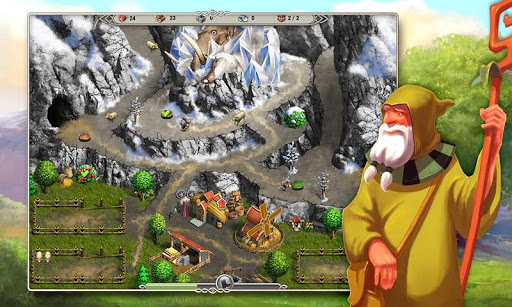 Viking Saga 1: The Cursed Ring screenshot 4
