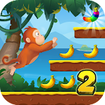 Jungle Monkey Run 2 Icon