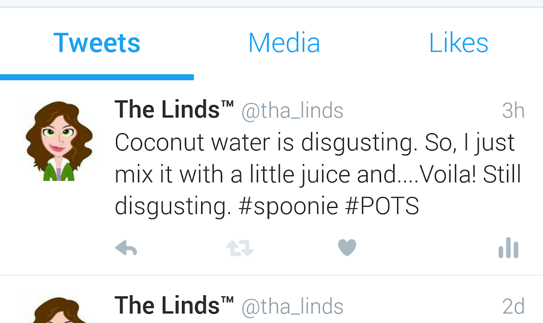 tweet from @tha_linds twitter
