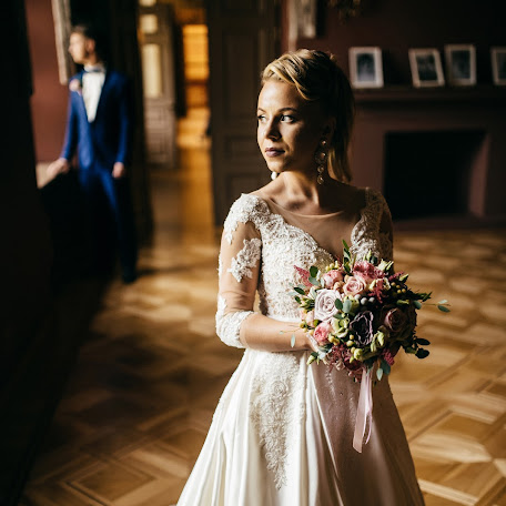 Wedding photographer Evgeniy Kirilenko (Clio). Photo of 17.01.2018