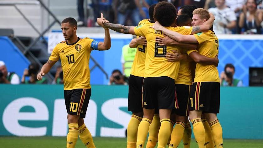 Bélgica consigue el bronce venciendo a Inglaterra