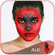 Albania Flag Face Paint - face effect Photo Editor icon
