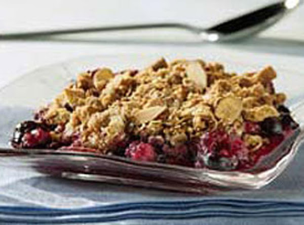 Berry Berry & Berry Crisp Recipe