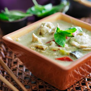 Thai Green Curry, Best Ever!