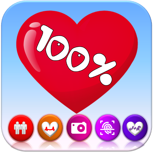 Love Test Calculator +prank+