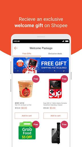 Shopee: #1 Online Platform 2.59.11 screenshots 8