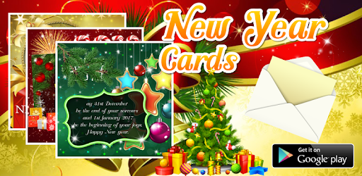 new year cards 2019 apps on google play