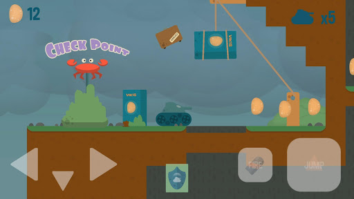 Potatoes Tank - Stars of Vikis android2mod screenshots 23